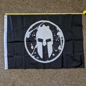 Spartan Race Flag